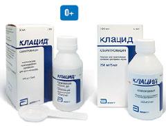 кларитромицин тева инструкция по применению