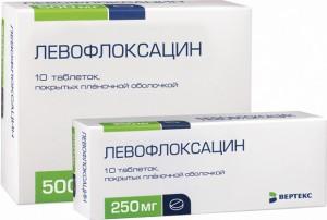 элефлокс 500 мг инструкция