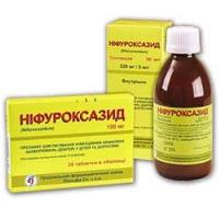 нифуроксазид инструкция по применению