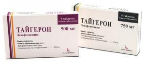 тайгерон 500 инструкция таблетки отзывы - фото 4