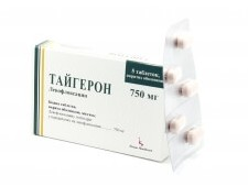 тайгерон 500 инструкция таблетки отзывы - фото 11