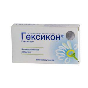 гексикон щиплет