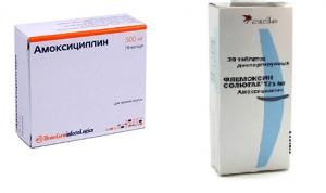 флемоксин и амоксициллин в чем разница