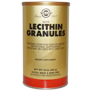лецитин solgar