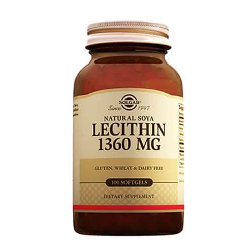 лецитин солгар