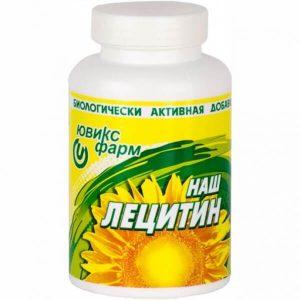 лецитин применение