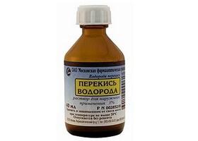 перекись водорода в гинекологии