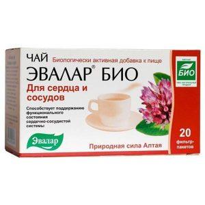 чай эвалар био для контроля аппетита