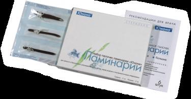 ламинарии для стимуляции родов
