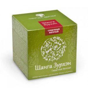 Сердечный фито чай «Шанга Зупхэн»