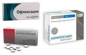 антибиотик при бронхите у взрослых
