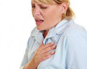 перкуссия при бронхиальной астме