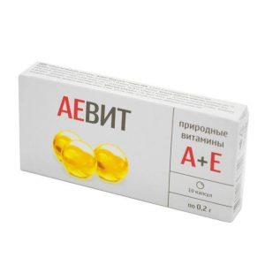 витамин аевит для чего полезен женщинам