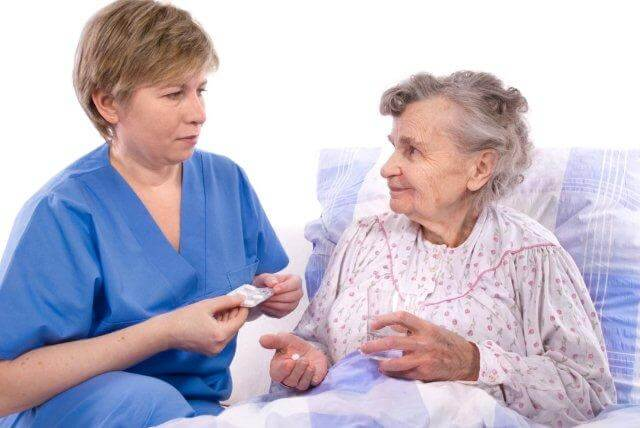 сестринские вмешательства при пневмонии
