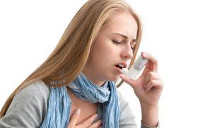 бронхиальная астма патогенез