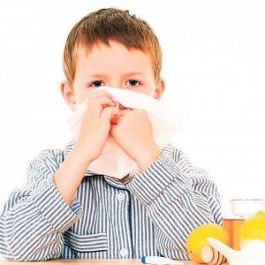 бронхит у детей хронический