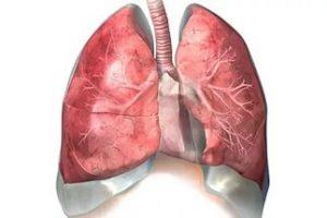 отек легких грипп