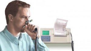 спирометрия при бронхиальной астме показатели