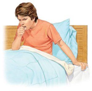 сколько длится кашель при бронхите