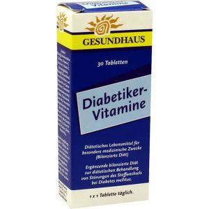доппельгерц витамины для диабетиков