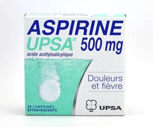 аспирин упса