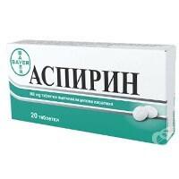 аспирин для волос