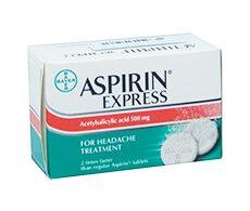 аспирин экспресс инструкция по применению