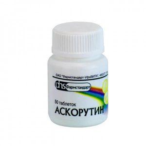 аскорбиновая кислота белок