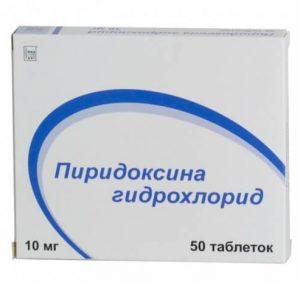 пиридоксин для волос