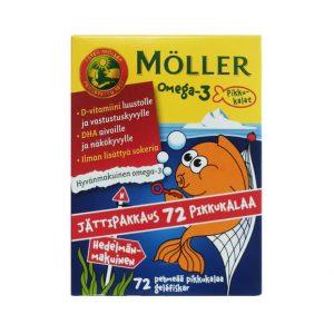 рыбий жир меллер для детей