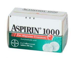 аспирин york