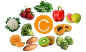 В каких продуктах содержится аскорбиновая кислота