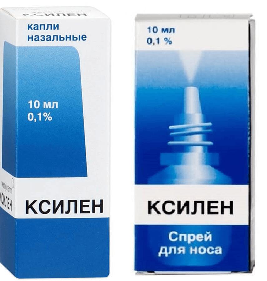 Ксилометазолин инструкция