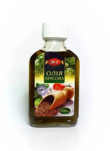 анисовое масло применение
