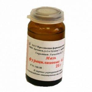 фурацилин при стоматите у детей