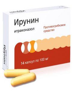 итразол капсулы