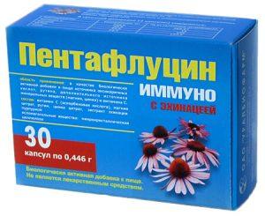 пентафлуцин инструкция по применению