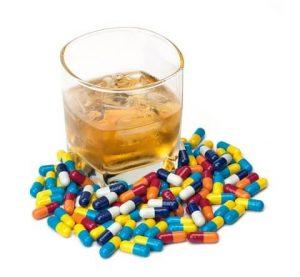 флюкостат и алкоголь