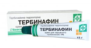 бинафин мазь
