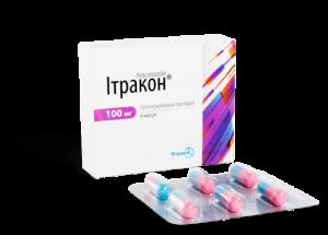 капсула флуконазол тева