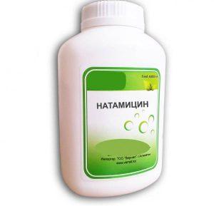 кетоконазол натамицин
