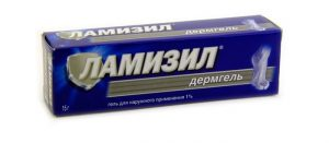 бинафин крем