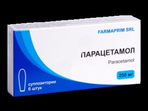 парацетамол снижает давление