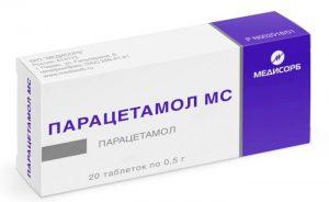 парацетамол при месячных