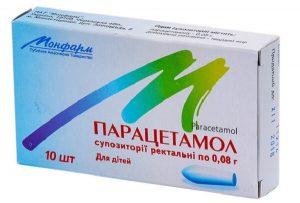 парацетамол при месячных болях