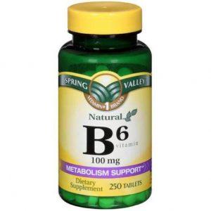 Витамин В6: основные характеристики, влияние на организм, содержание в продуктах питания