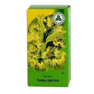 цветки липы для снижения холестерина