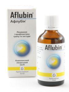 афлубин при беременности 2 триместр