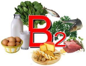 Рибофлавин: источники витамина и функции