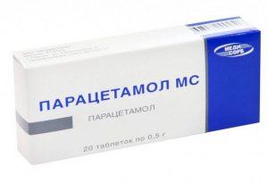 аллергия на парацетамол
